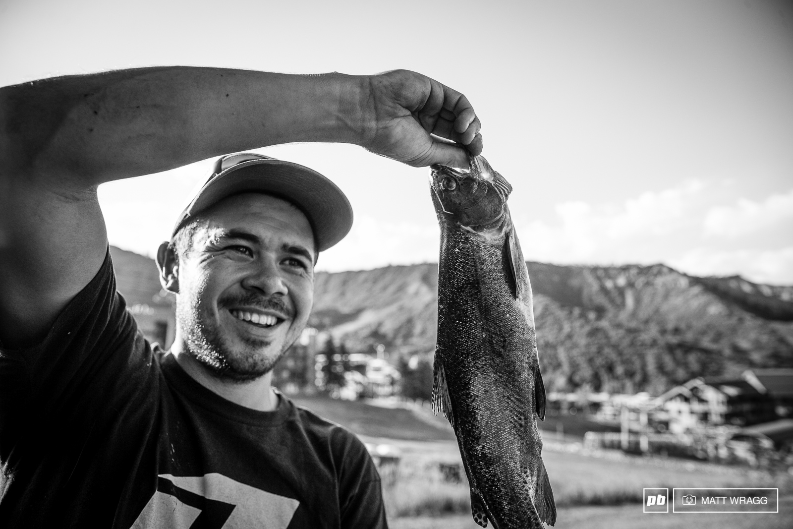 Ben Cruz is back at the EWS for the first time in a while. After flight delays he rolled into town late Thursday afternoon and decided that by that point it was too late in the day so he was better off taking some time for his other passion.