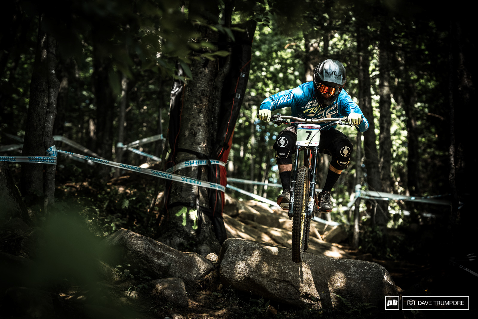 Sylvain Cougoureux has been moving up the ranks in the junior series each race and is looking fast here in MSA.