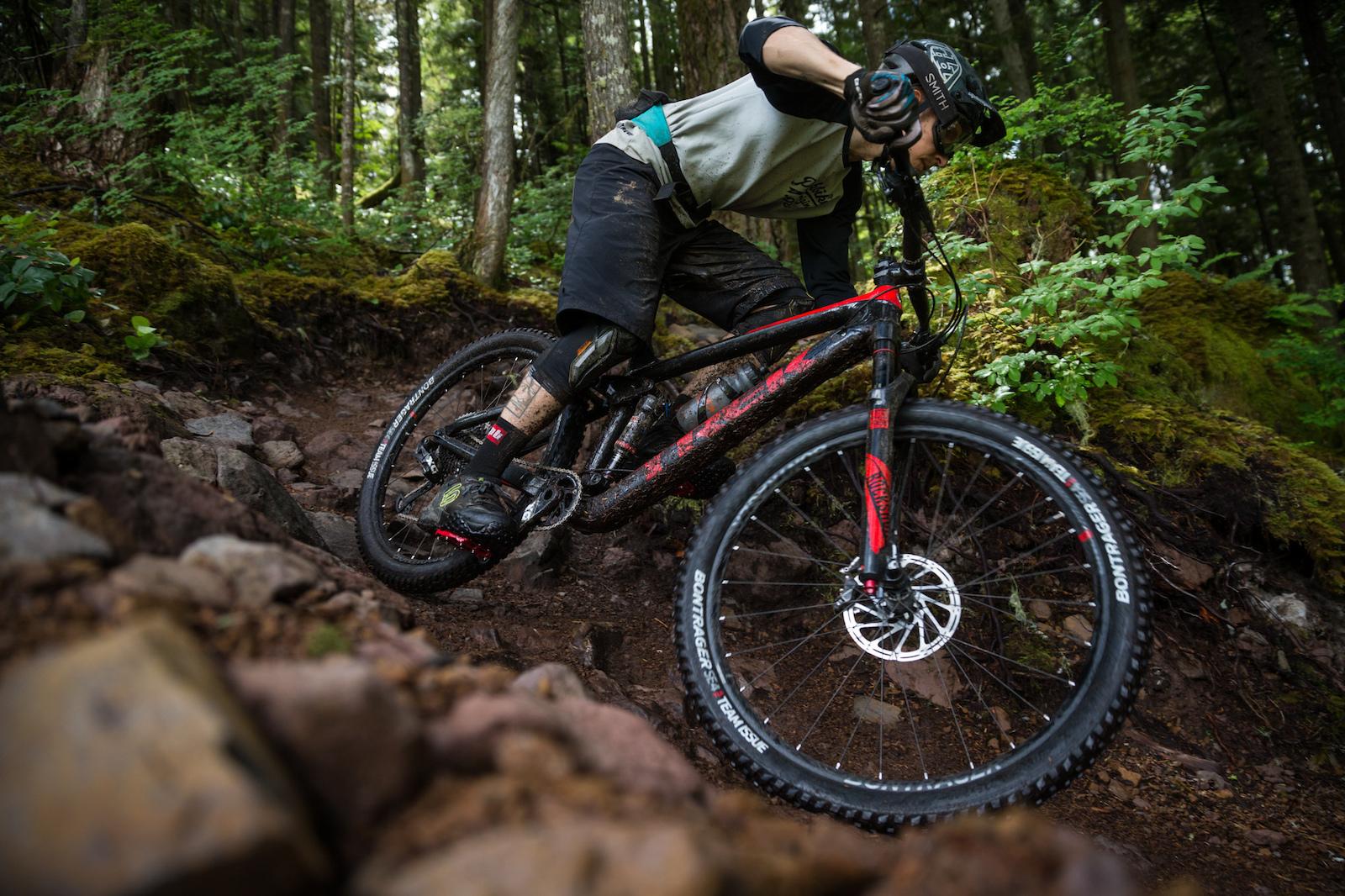 Trek Launch in Squamish BC Canada June 2016