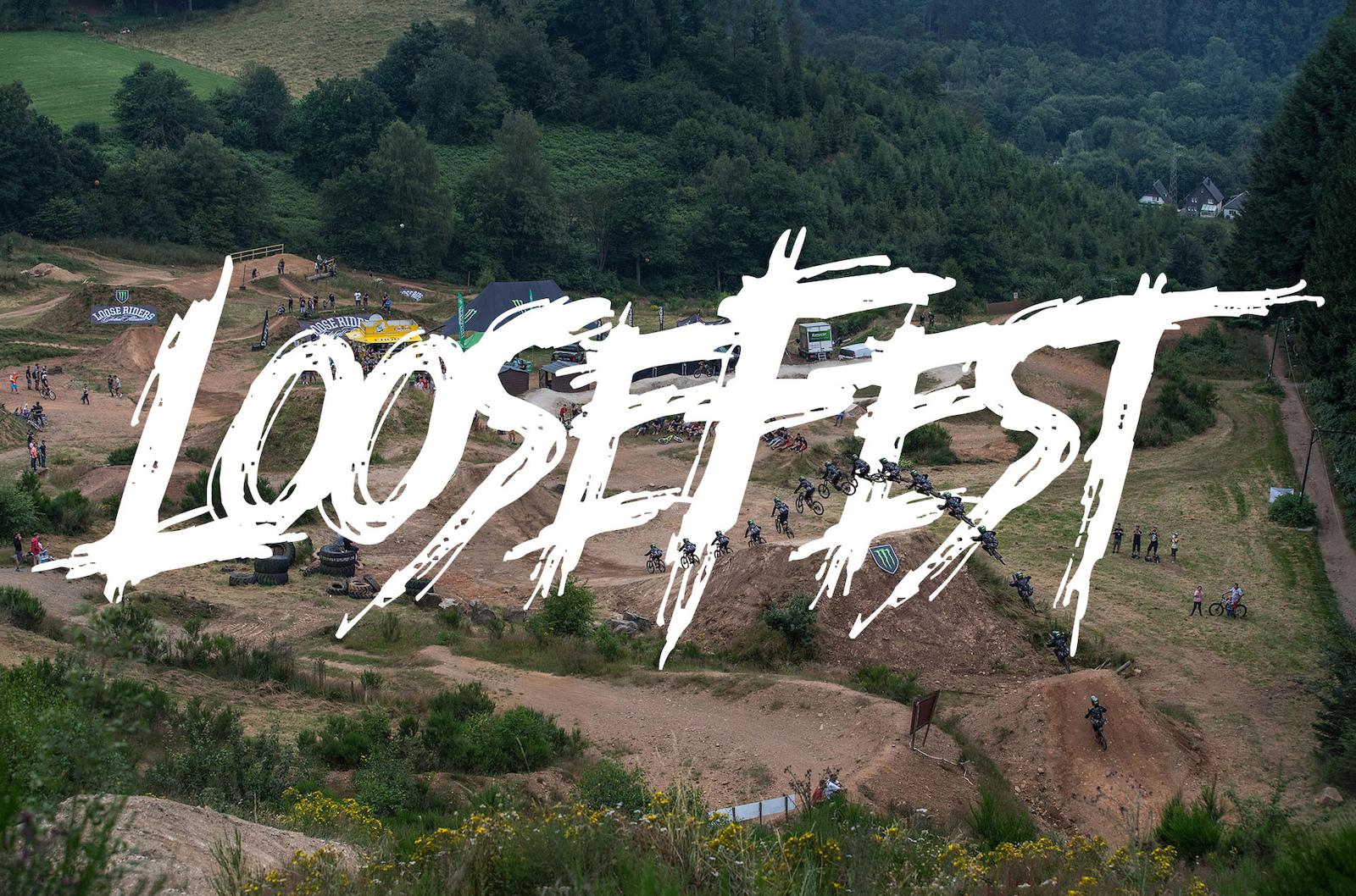 LooseFEST 2016 in Sequence