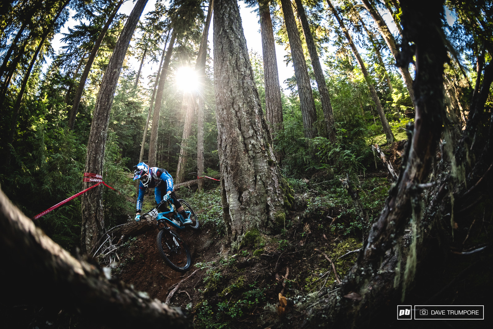Last year s Whistler EWS belonged to Josh Carlson. That is until a flat right out of the gate on the final stage saw his race lead evaporate in an instant. To say he is looking for redemption this weekend is an understatement.