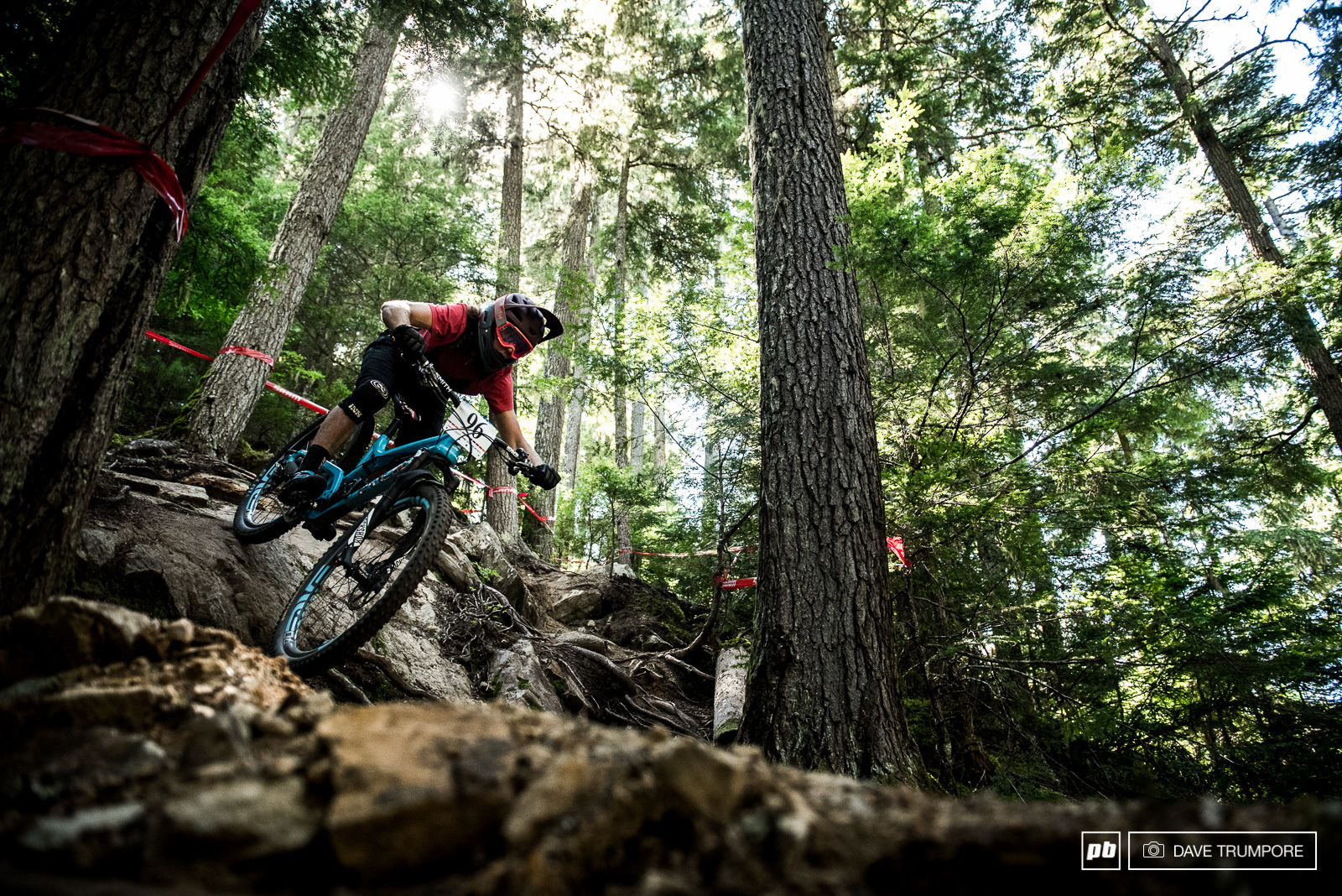 Aaron Bradford is back in EWS action once again after a bit of a hiatus that saw him focusing more on longer adventure style races.