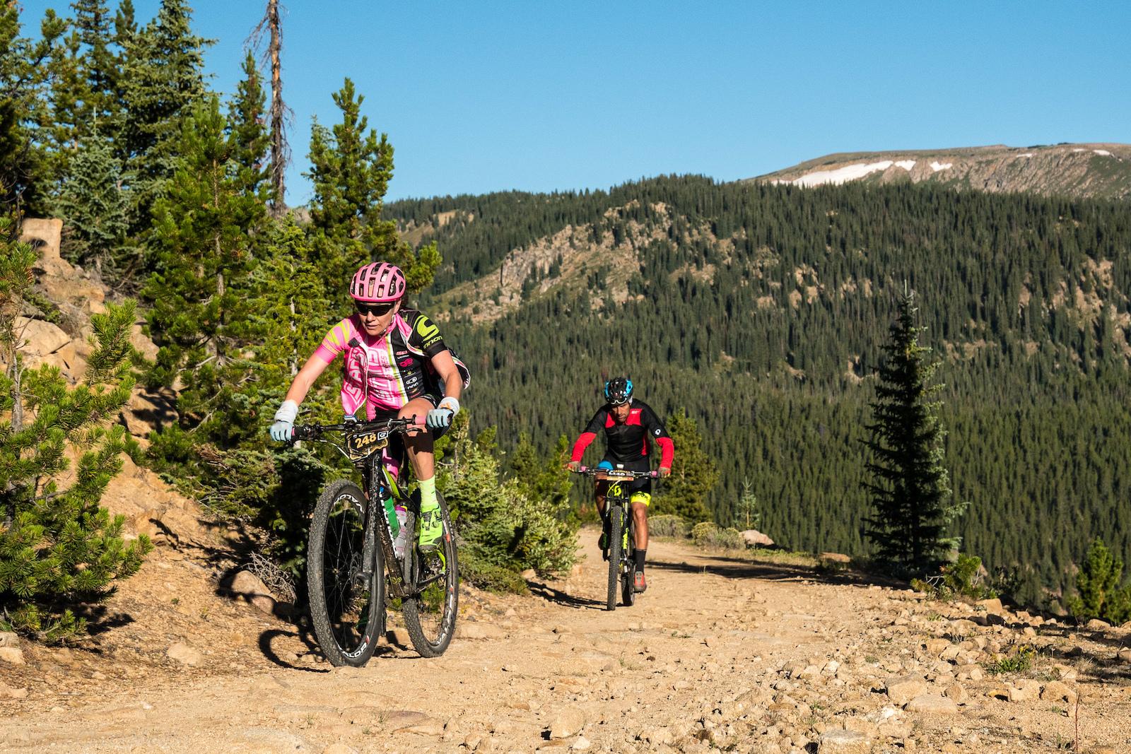 Leadville Trail 100