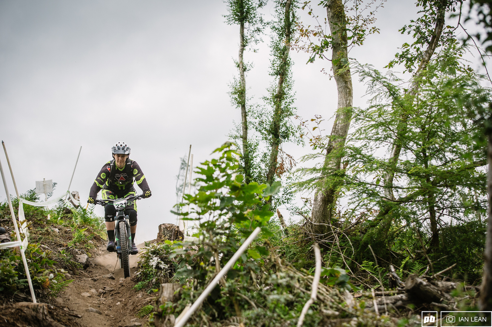 Cannondale British Enduro Series 2016 Round 4 - Eastridge Day Two