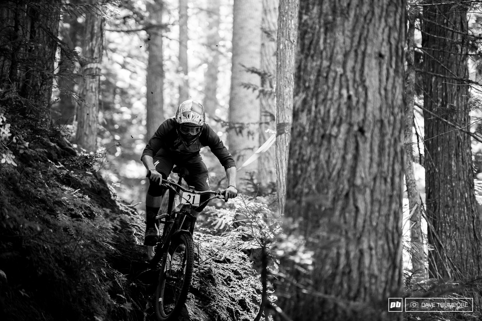 Curtis had pretty high hopes coming into Whistler but would eventually have to settle for 9th.