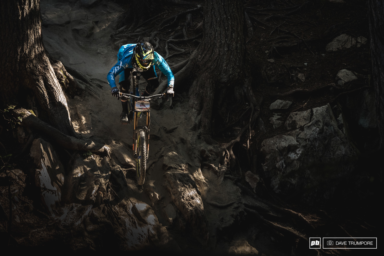 Defending King of Crankworx Barnard Kerr rounded out the top 10 today.