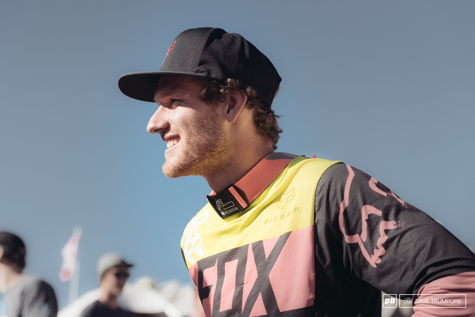 What a day for Bas Van Steenbergen who took a career best finish at Crankworx by winning today s Air DH.