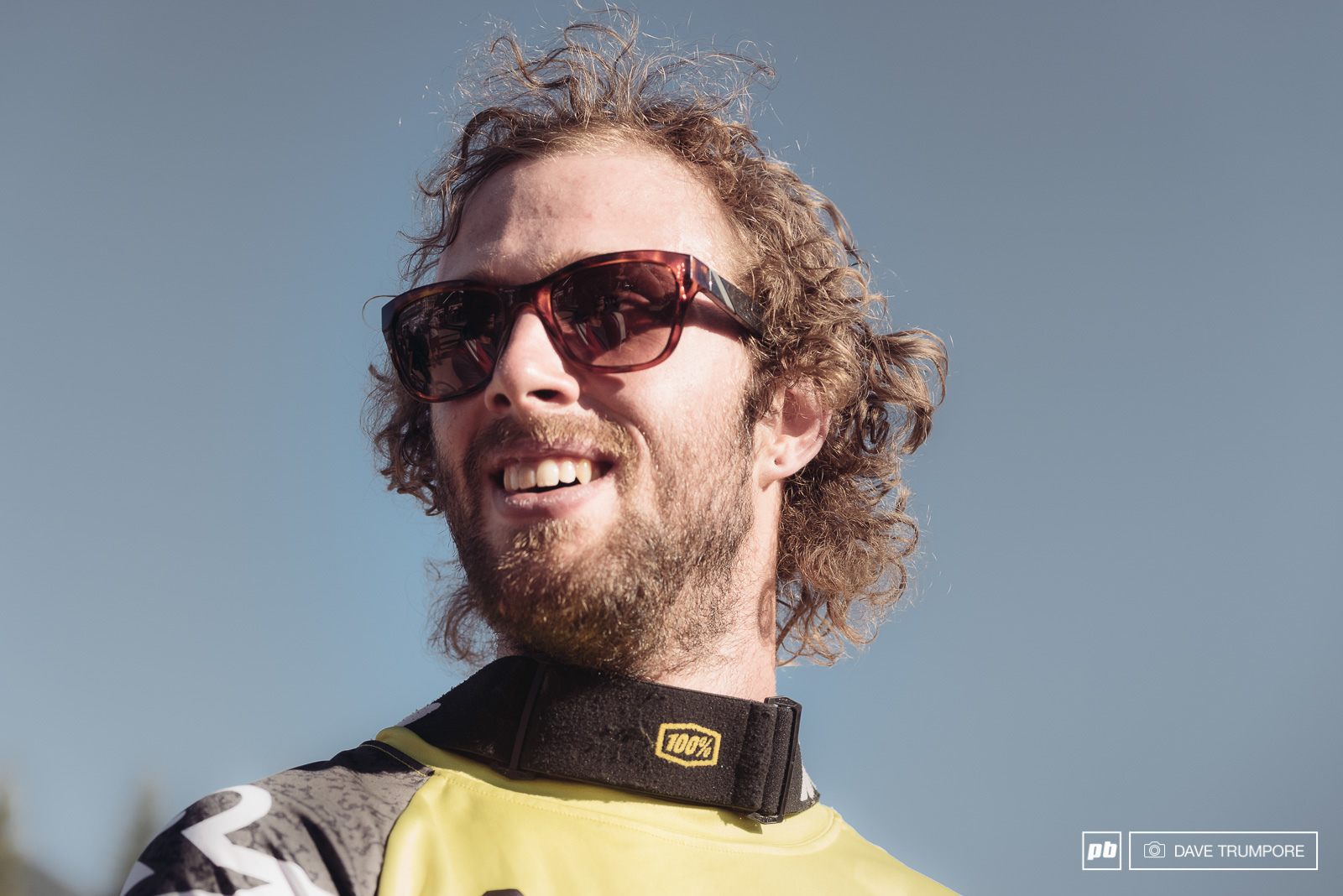 Harry Heath continues to make the most of what might be his final Crankworx to take 2nd.