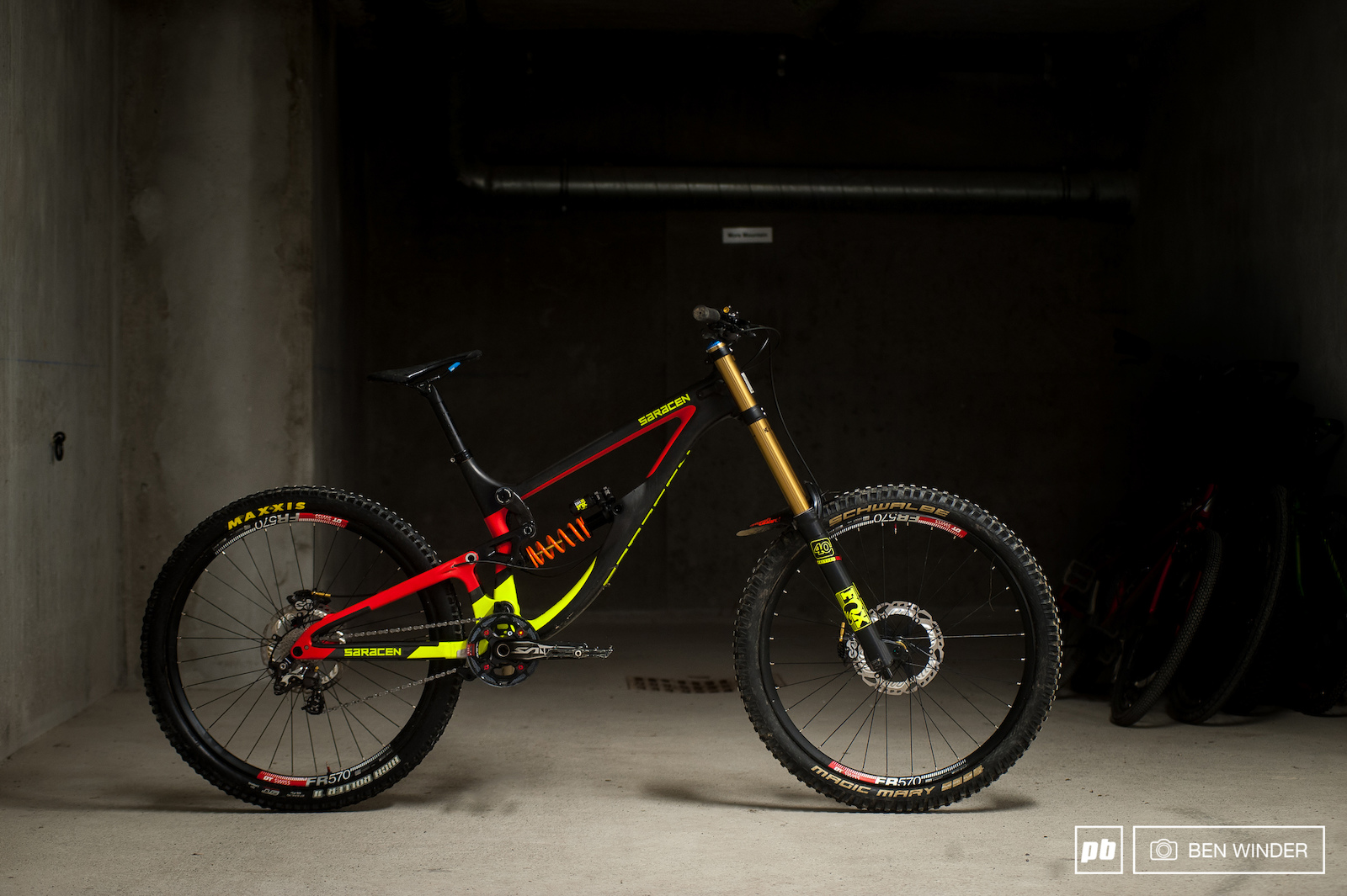 0a2d66629cb Saracen Myst Team Carbon - Review - Pinkbike