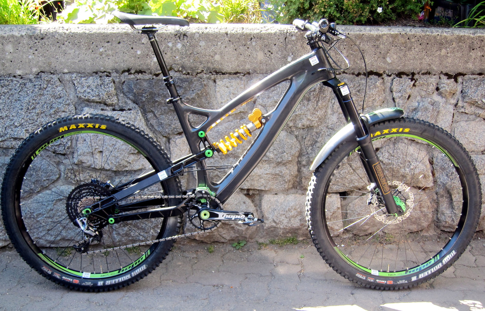 Hope HB.211 Enduro 2016