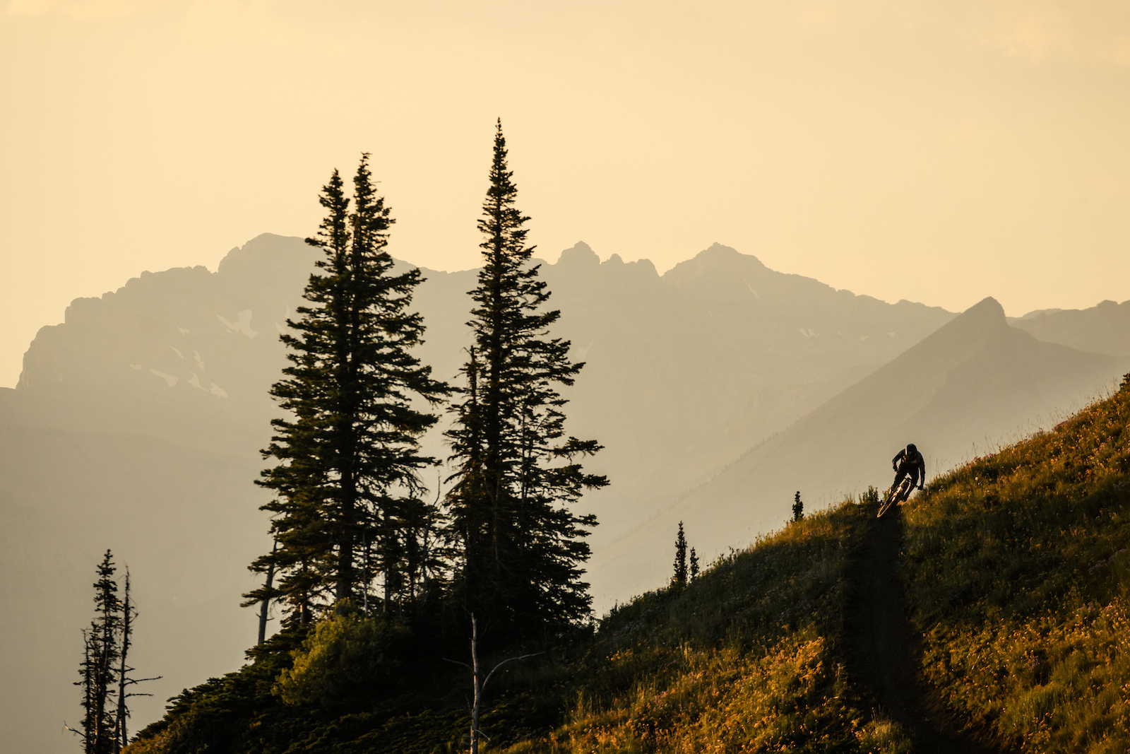 Return to the Rockies with Thomas Vanderham and Florian Nicolai Photo by Paris Gore