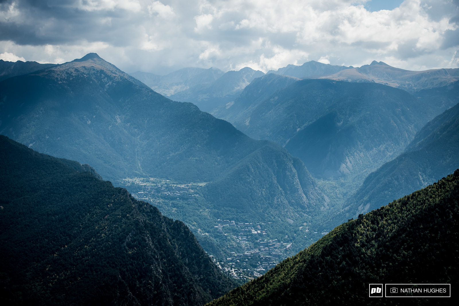 Andorra views for days. Months even.