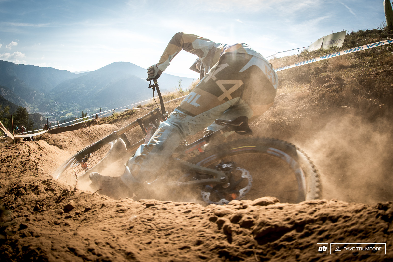 It s a bit strange knowing this is one of the last racing photos I will ever take of the legendary Steve Peat.