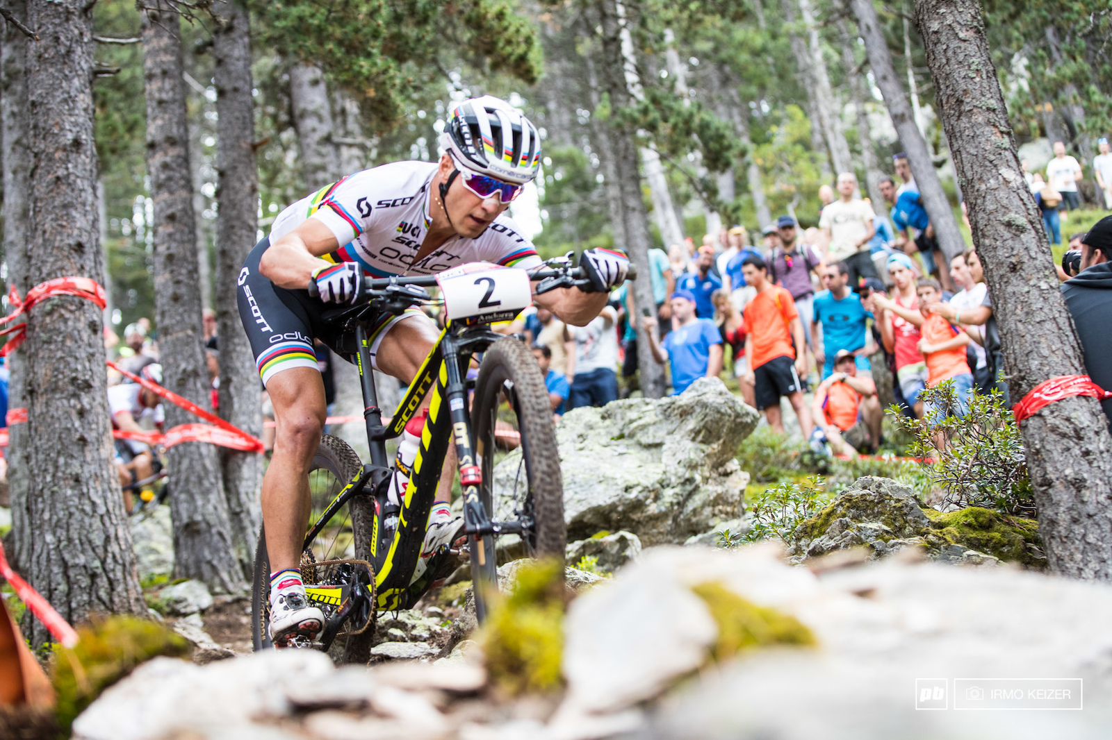 Ending on a High Finals - Vallnord XC World Cup 2016