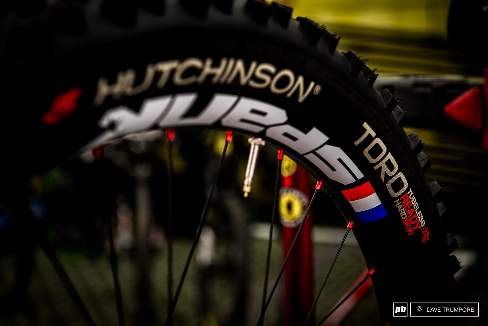 Remi Thirion s Commencal