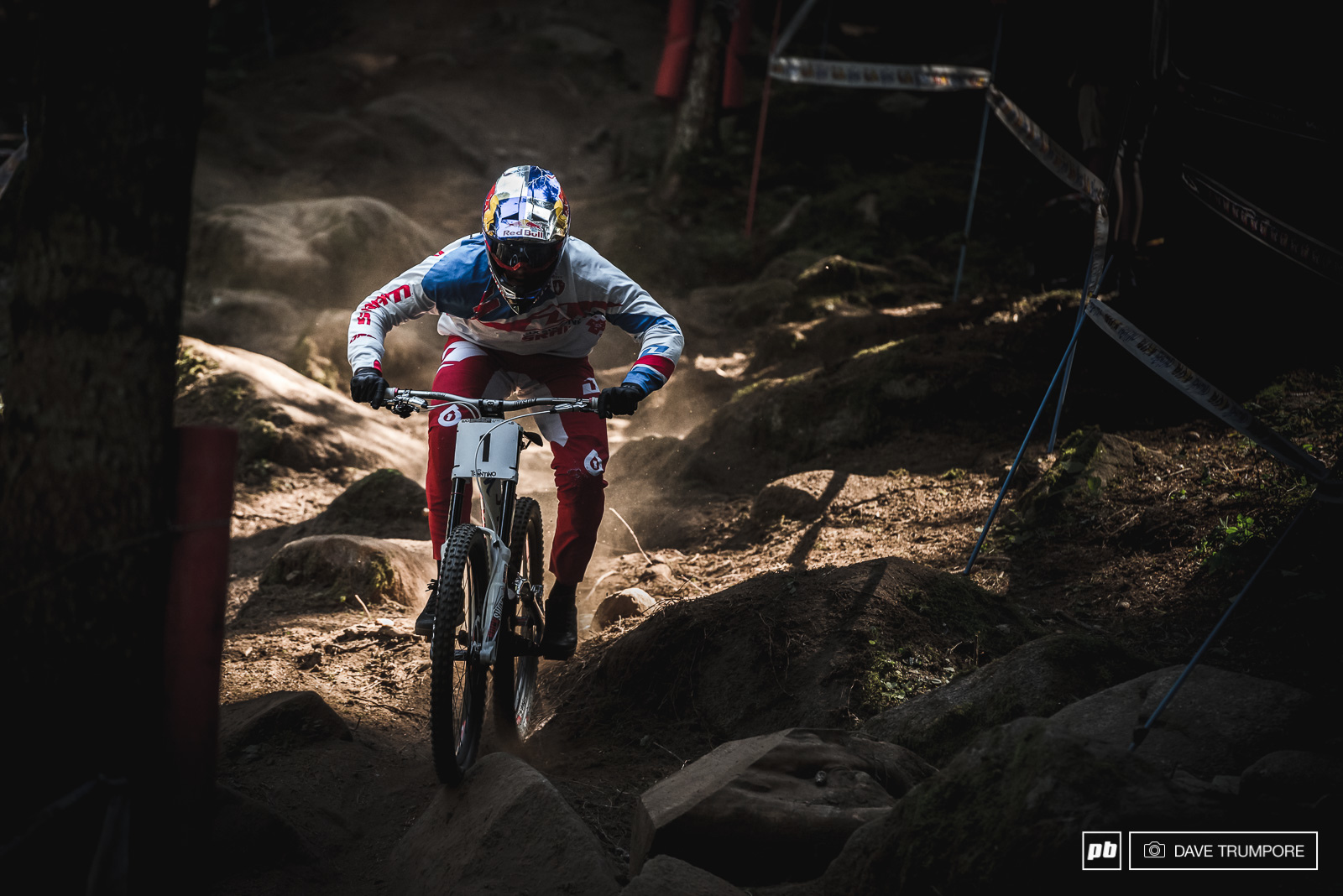 Loic put down a few fast laps today and is looking like he has every intention of defending his title here in Italy.