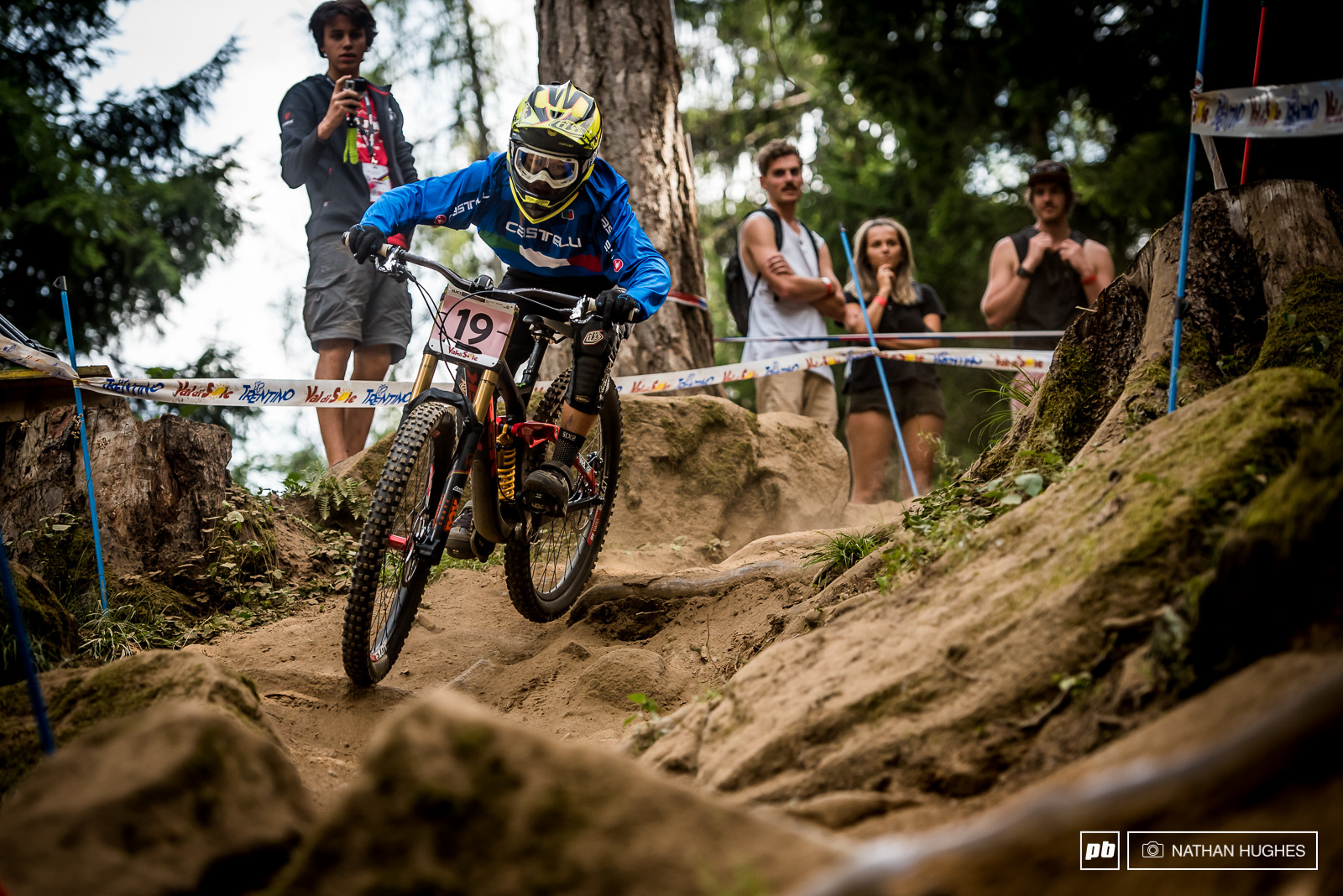 Expect a strong showing from the Italian girls tomorrow... Alia Marcellini is one of the crew set for a top 10 as a minimum on home soil.