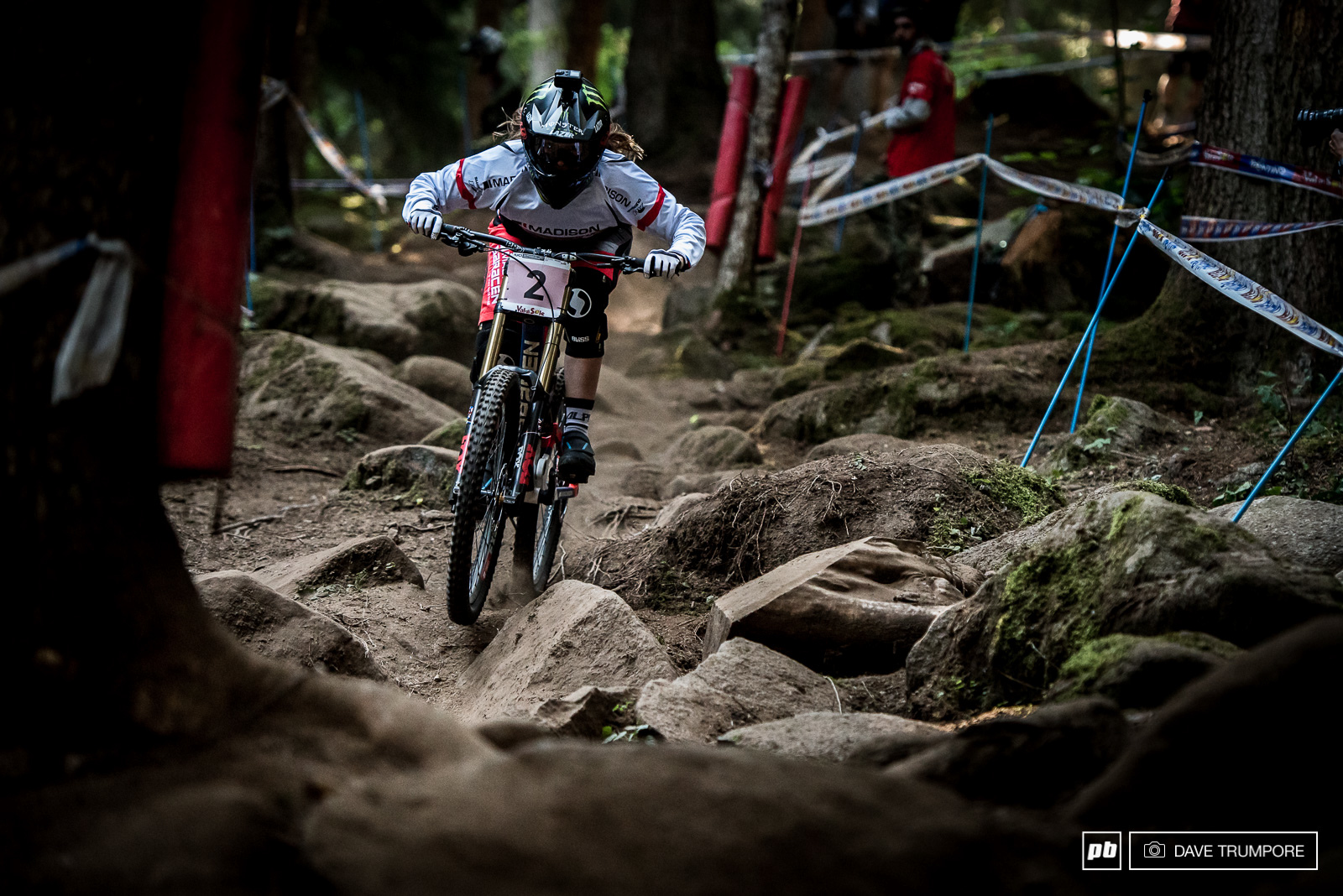 Healing vibes for Manon Carpenter as well as a plethora of other riders who went down hard today.
