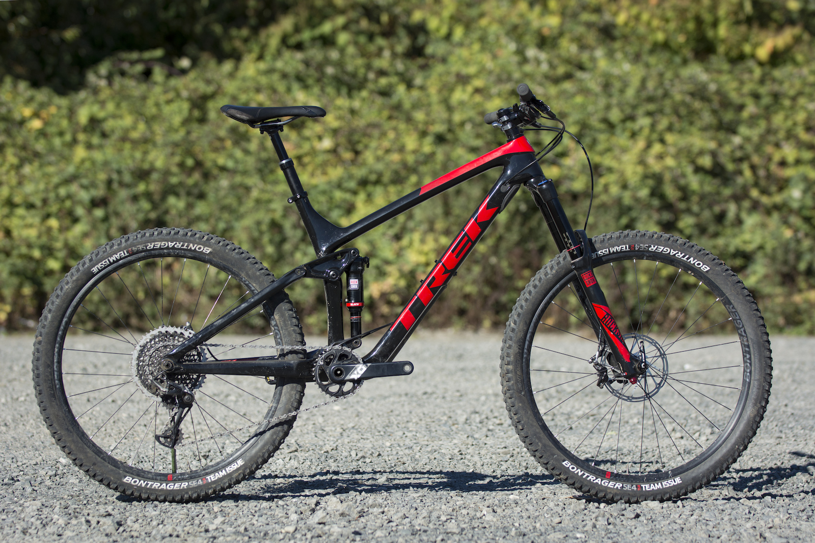 dbdf8e6b703 Trek Remedy 9.9 RSL - Review - Pinkbike