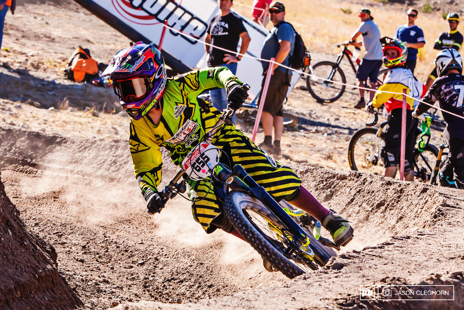 National Dual Slalom champ Myrie Metzger looking faster than ever