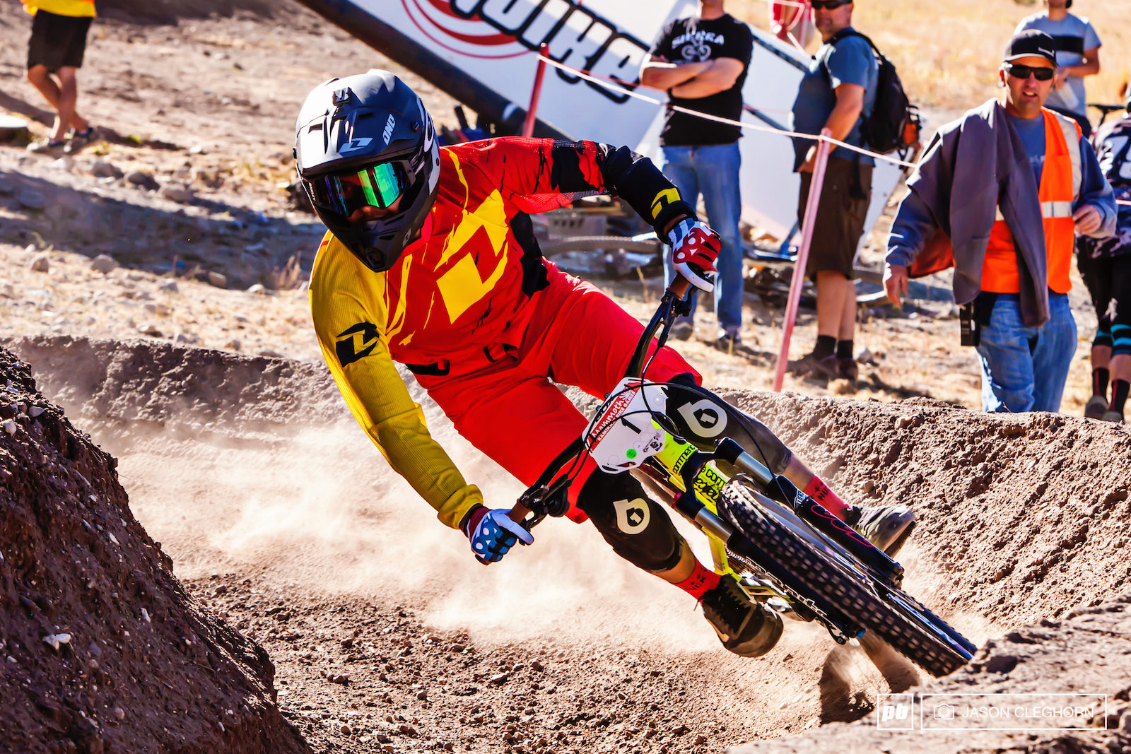 Austin Warren looking super fast in practice