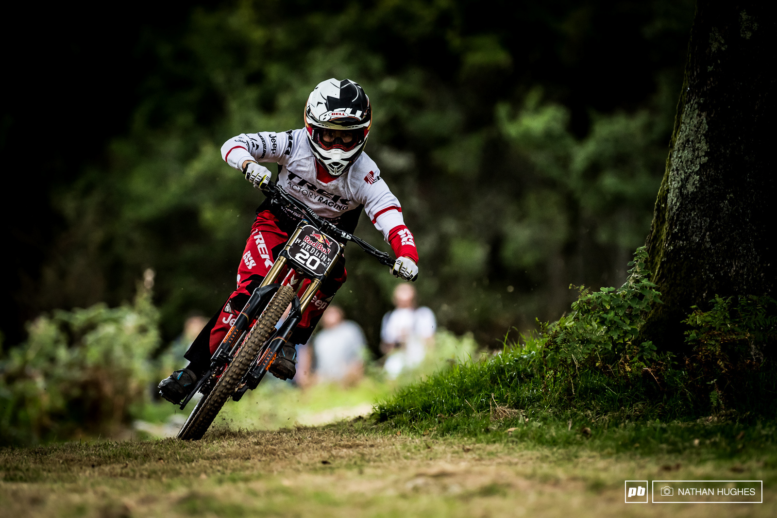Taylor Vernon qualifed 4th and managed to get through without a single crash... Props to young Welshman.