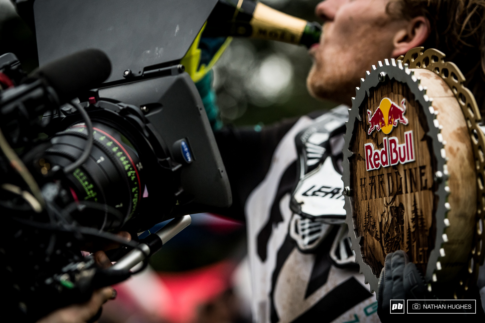Redbull Hardline over and out.