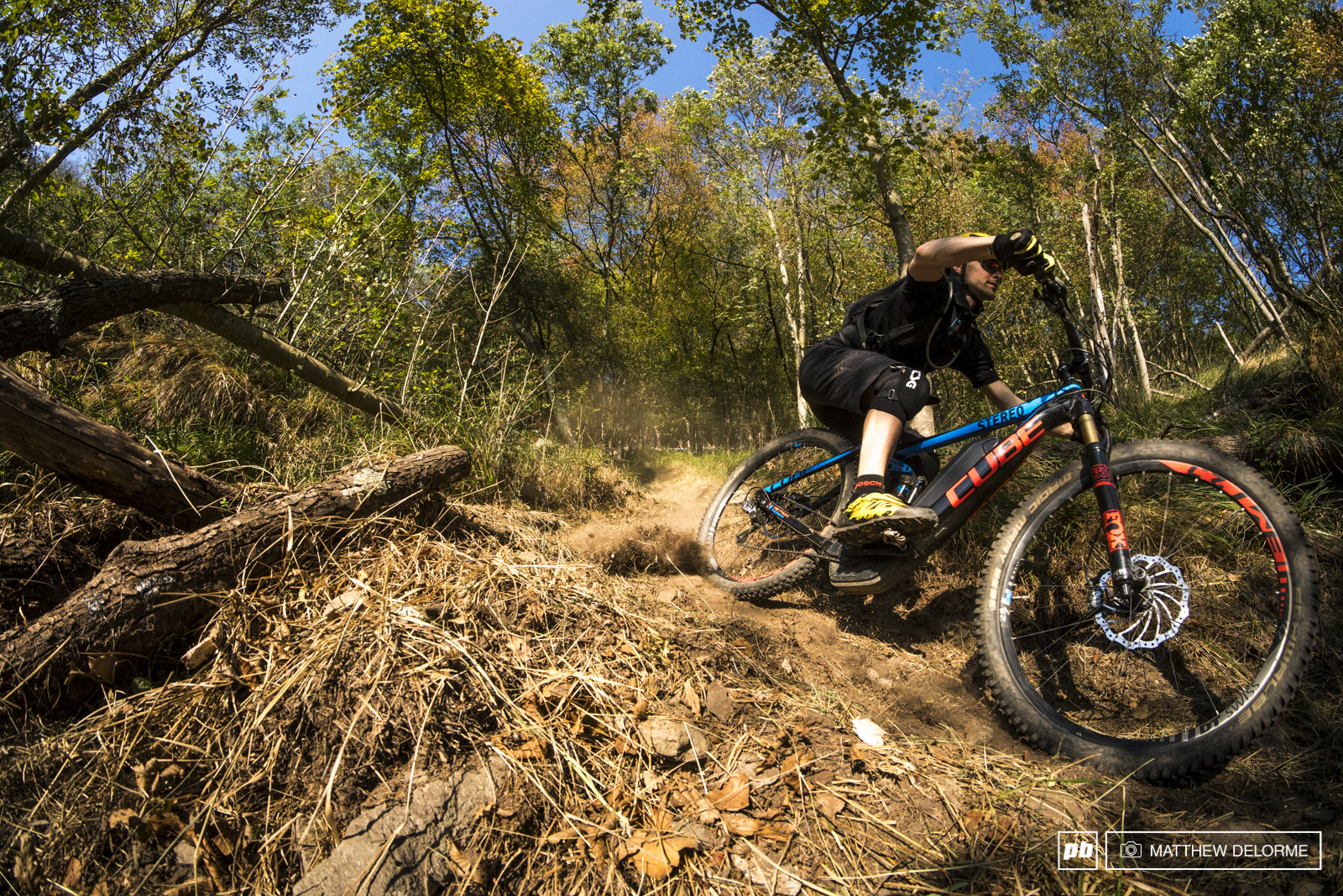 It s dry and dusty in Finale and the trails are oh so good.