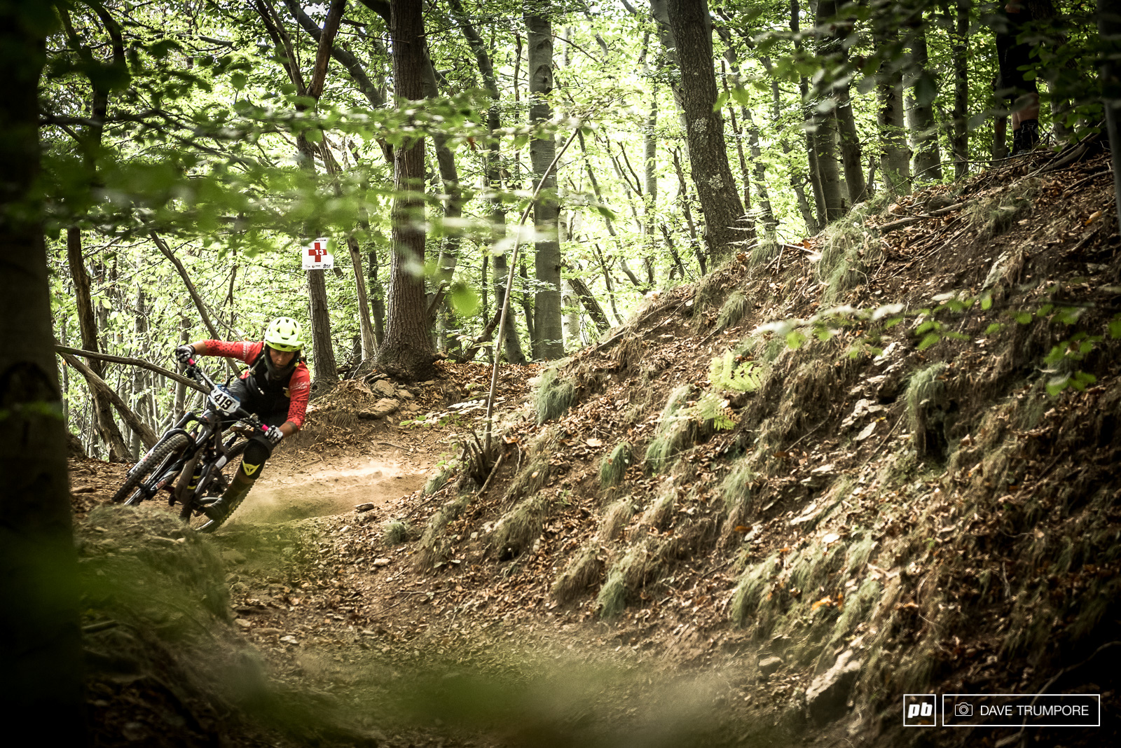 Anka Martin raced her finale EWS today in Finale Ligure and while she will still be very active in the MTB community it sounds like her days of racing are coming to an end. Bravo Anka.