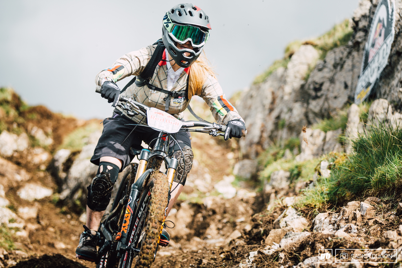 Red Bull Foxhunt with Rachel Atherton 2016
