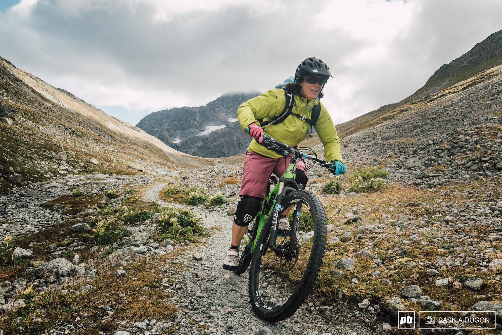 International Women s Mountain Bike Week 2016 - St.Moritz Switzerland