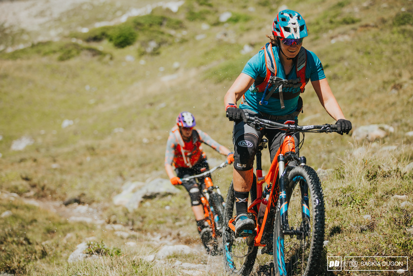 St Moritz International women s mountain bike week 2016