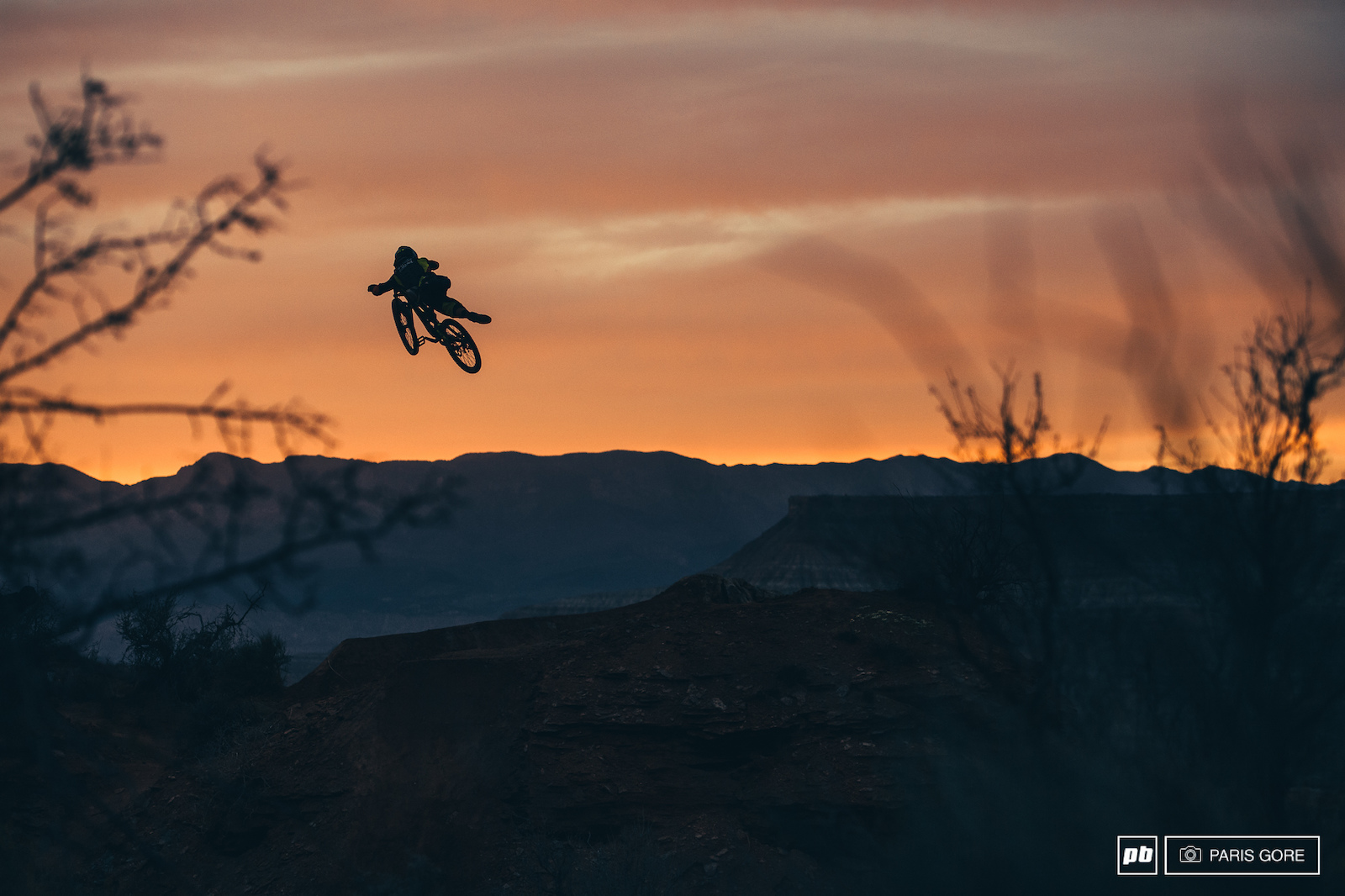 Tyler McCaul spent some time on his hip with Bearclaw this evening dialing in the lower end of their line.