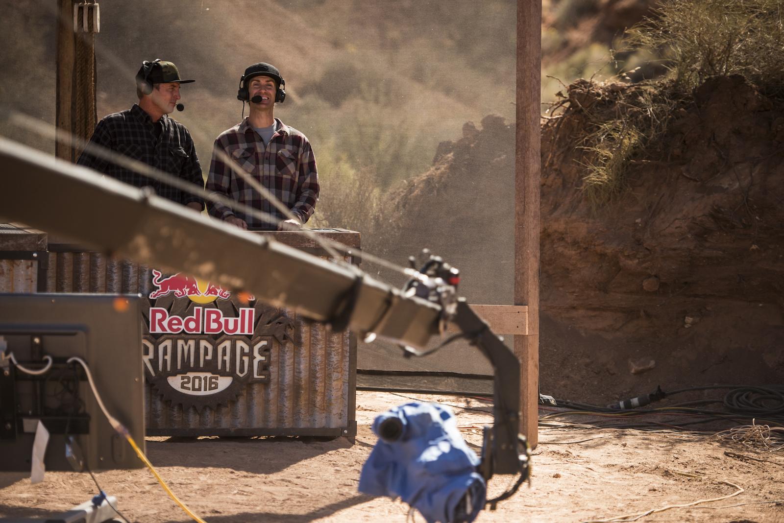 Cam McCaul Red Bull Rampage 2016