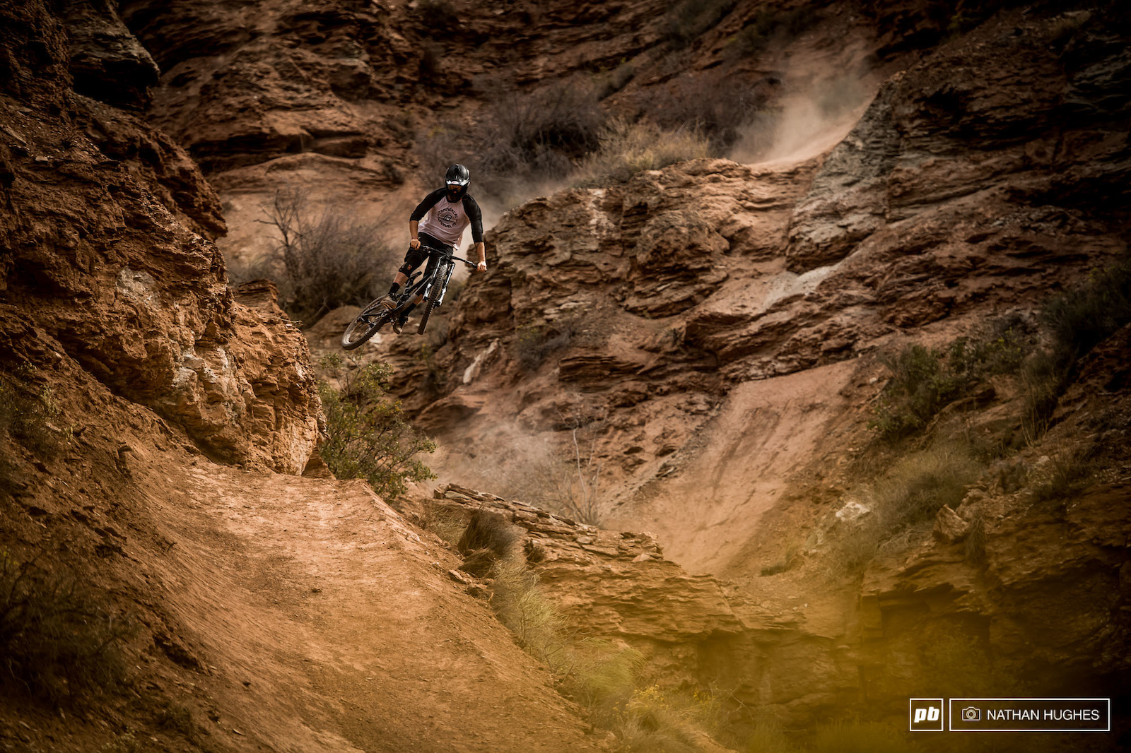 PEF had a sick old time out in the desert this week and was stoked to secure his return invite by hitting the top 10.