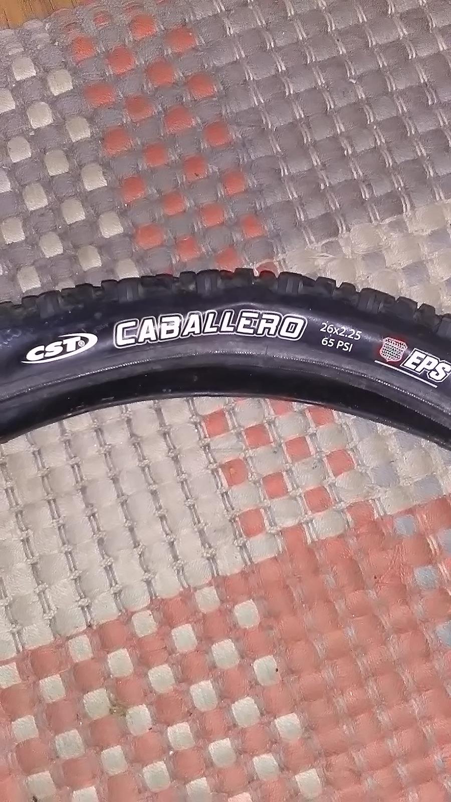 2013 CST Caballero 26x2.25