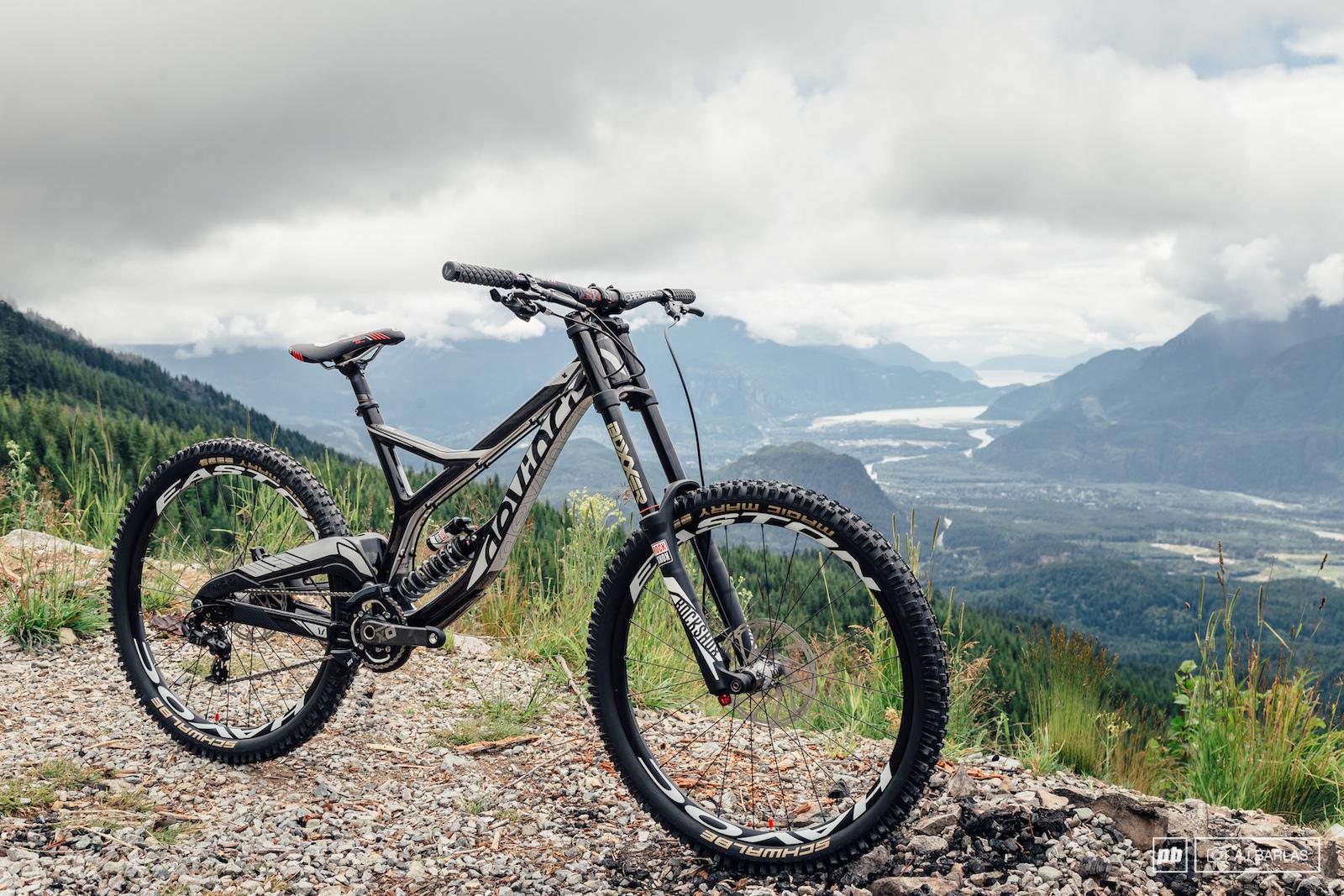 c72f1e218da Devinci Wilson Carbon SL - Review - Pinkbike