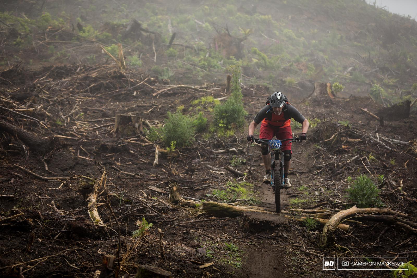 Giant 2W Enduro Rotorua 2016
