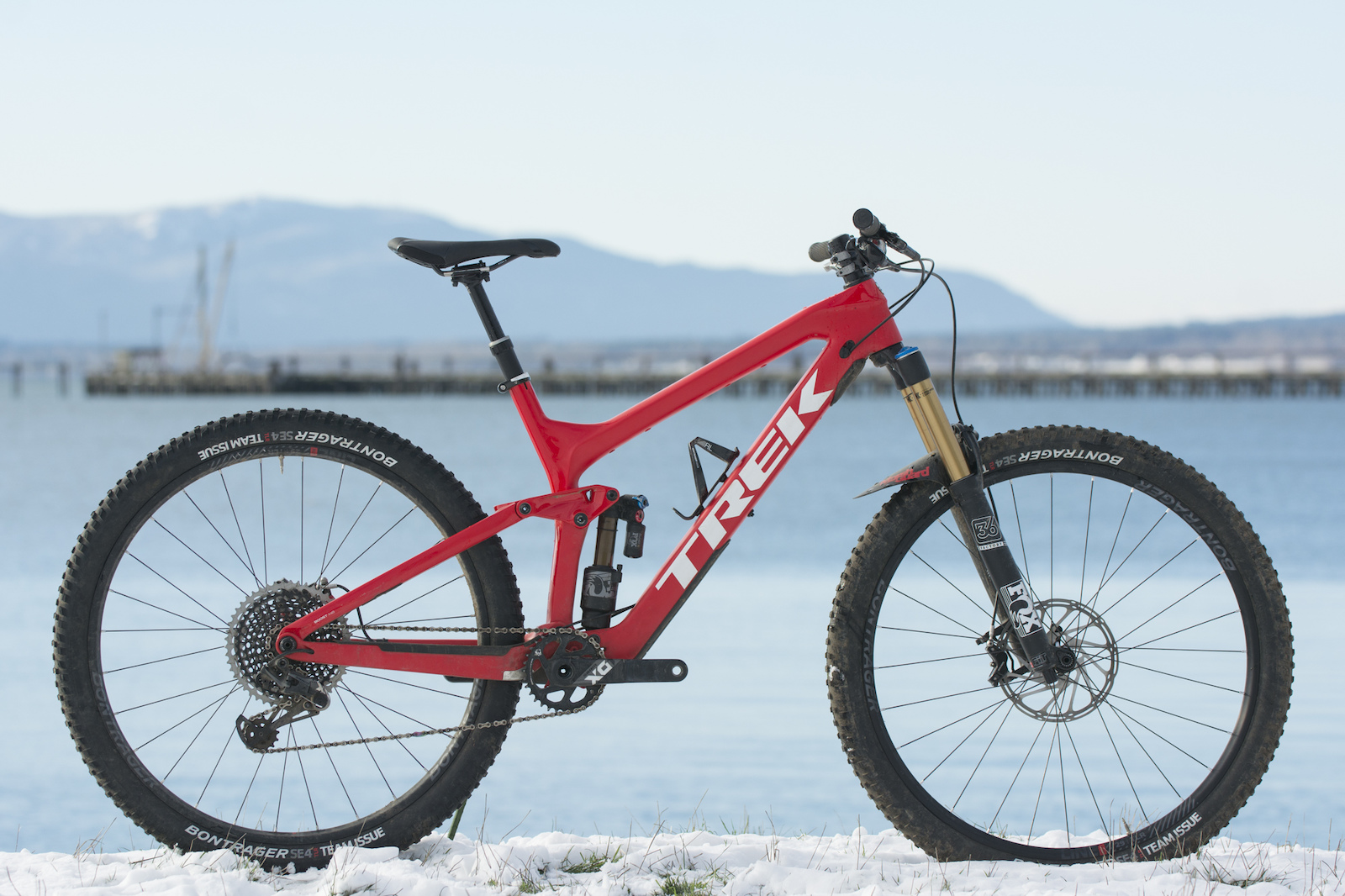 Trek Slash review