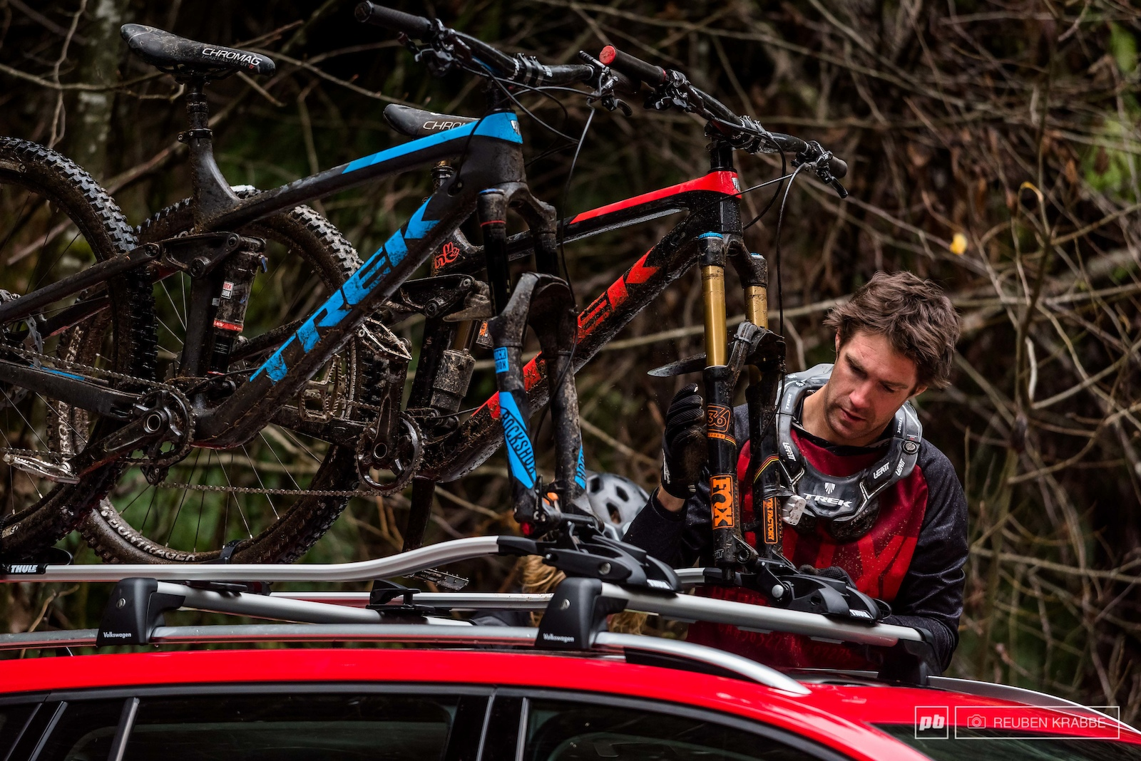 Cam McCaul Visits Squamish - Photo Epic