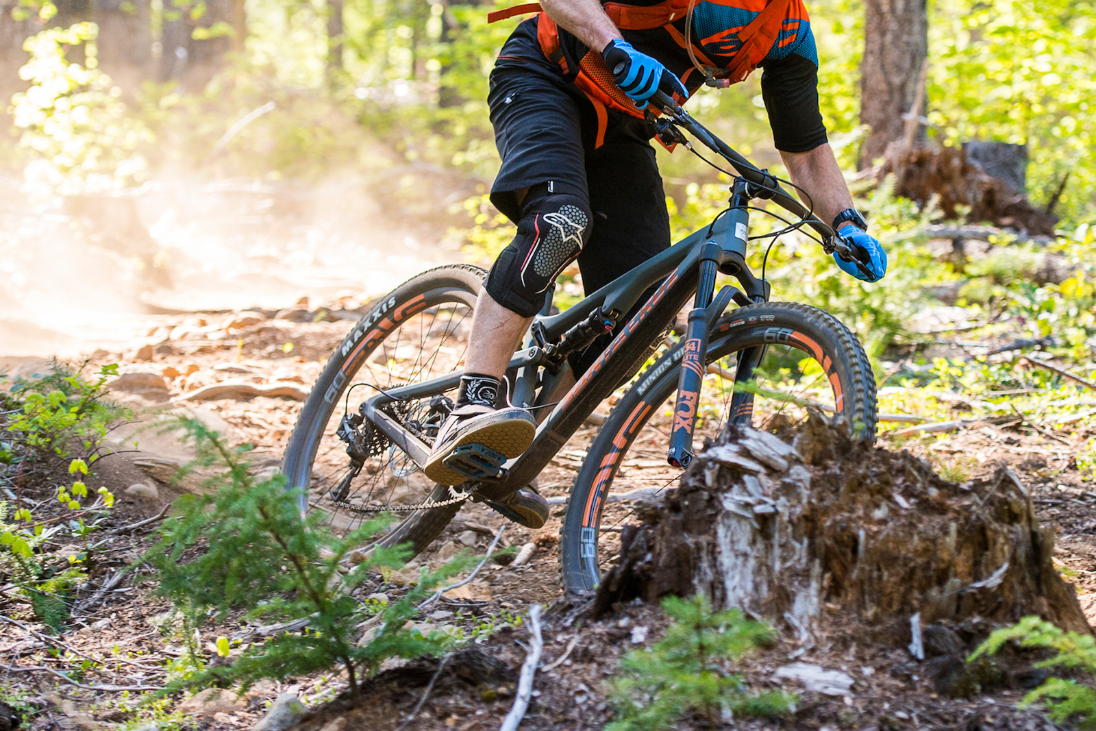 Santa Cruz Tallboy Hightower review