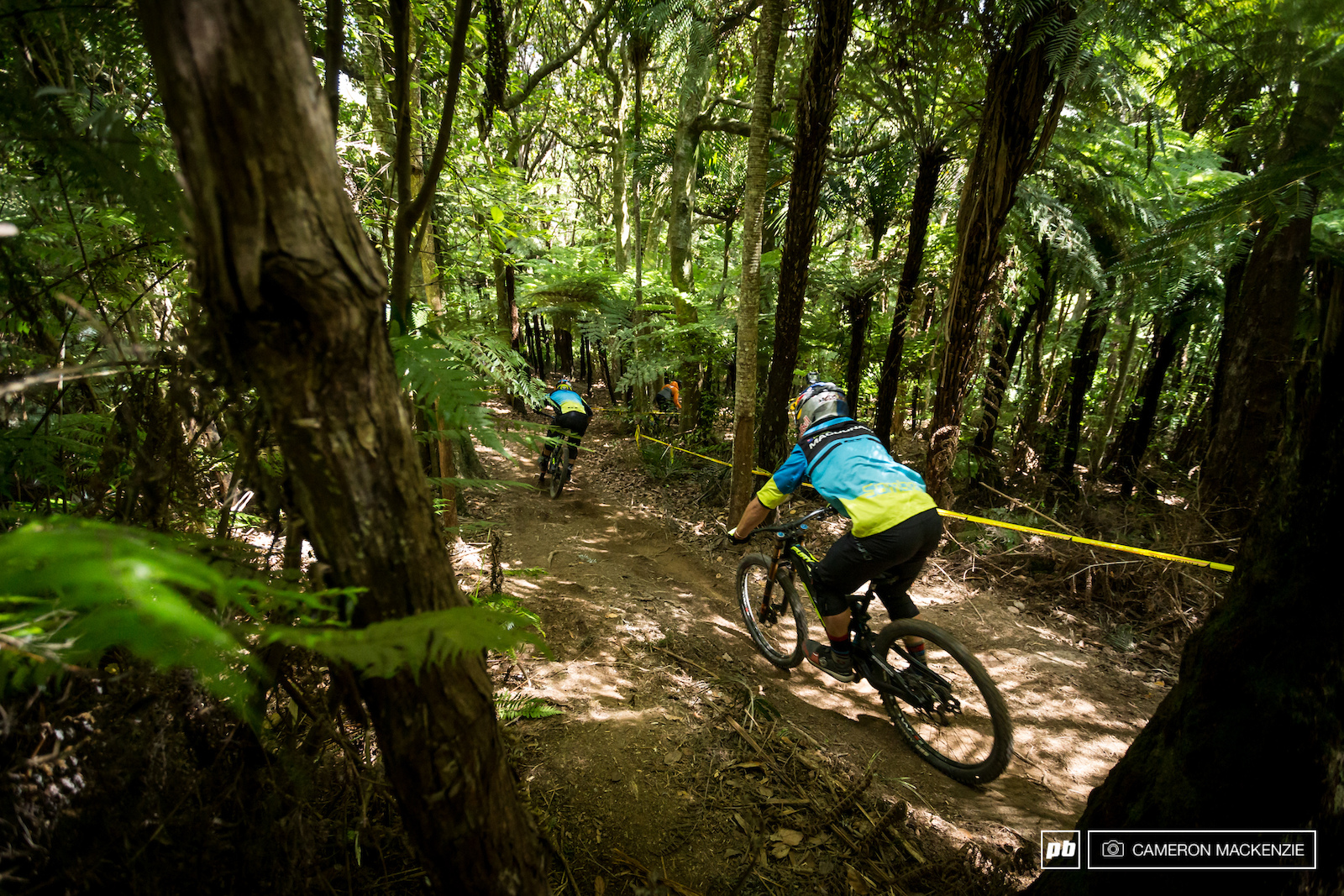 New Zealand Downhill National Cup Round 1
