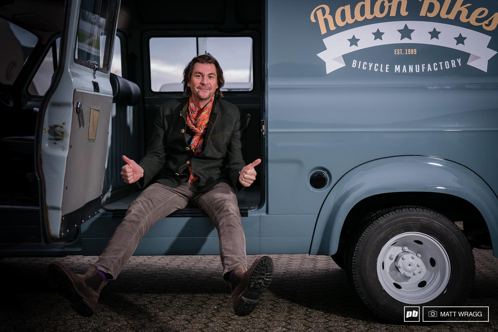 Radon Chris Stahl