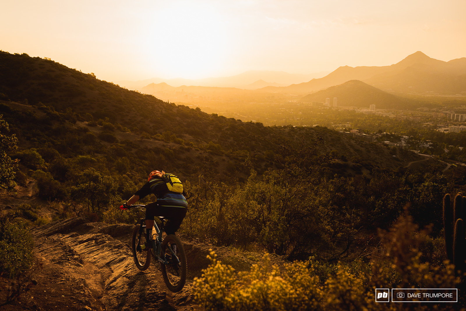 Local Rider Nico Prudencio played tour guide the first few days leading up the the main event. If you are envious of the dusty trails right out his back yard you are not alone.