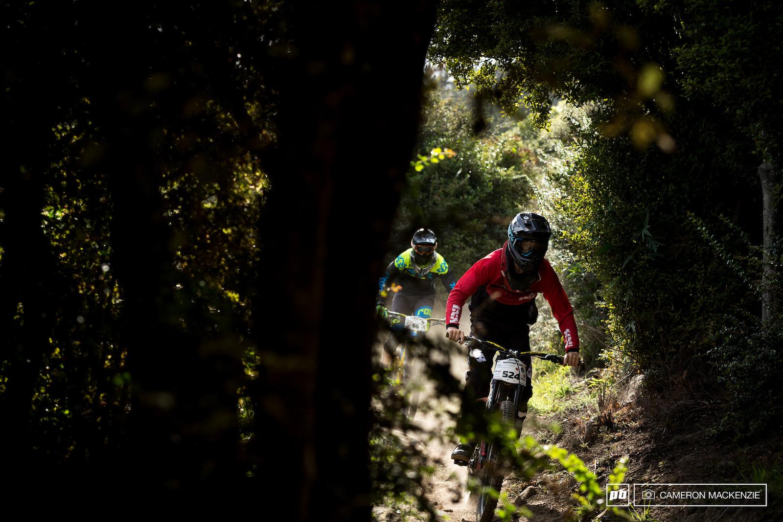 NZ Downhill National Cup - Round 6 - Dunedin