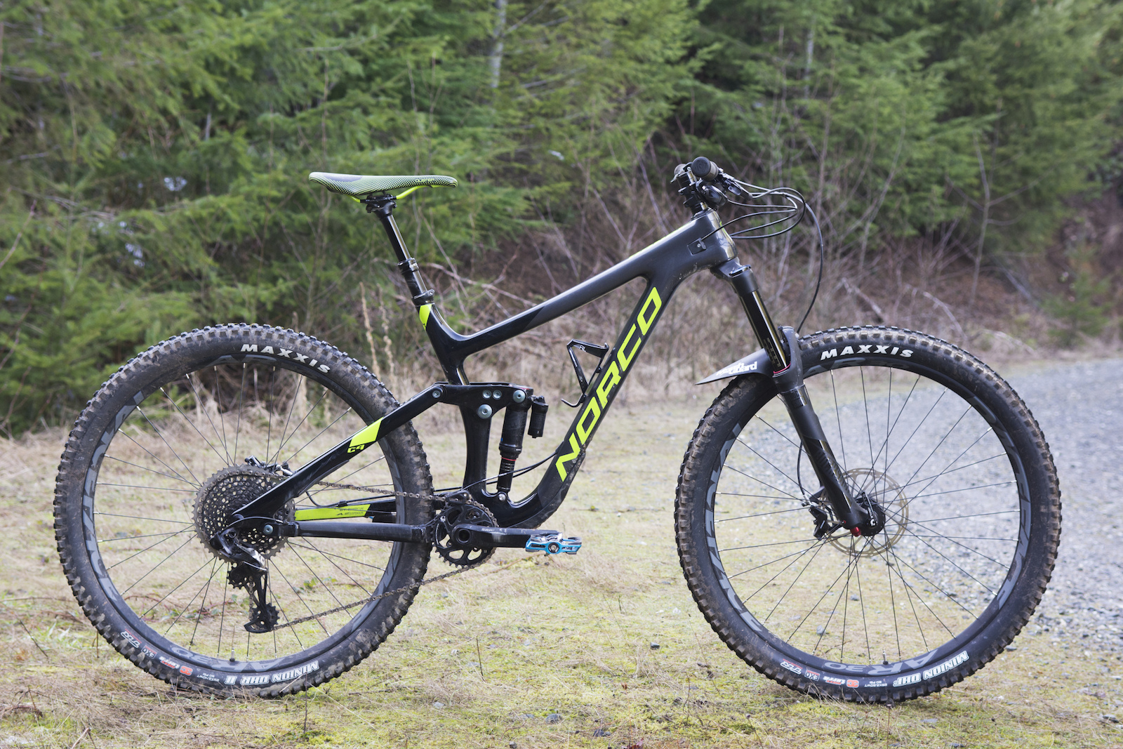 Norco Range 9 2 First Ride Pinkbike