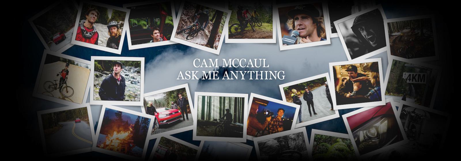 Cam McCaul Ask Me Anything