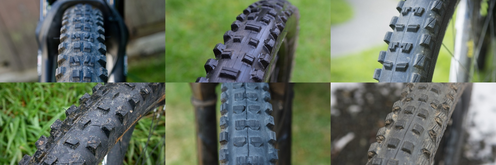 Ridden and Rated tires