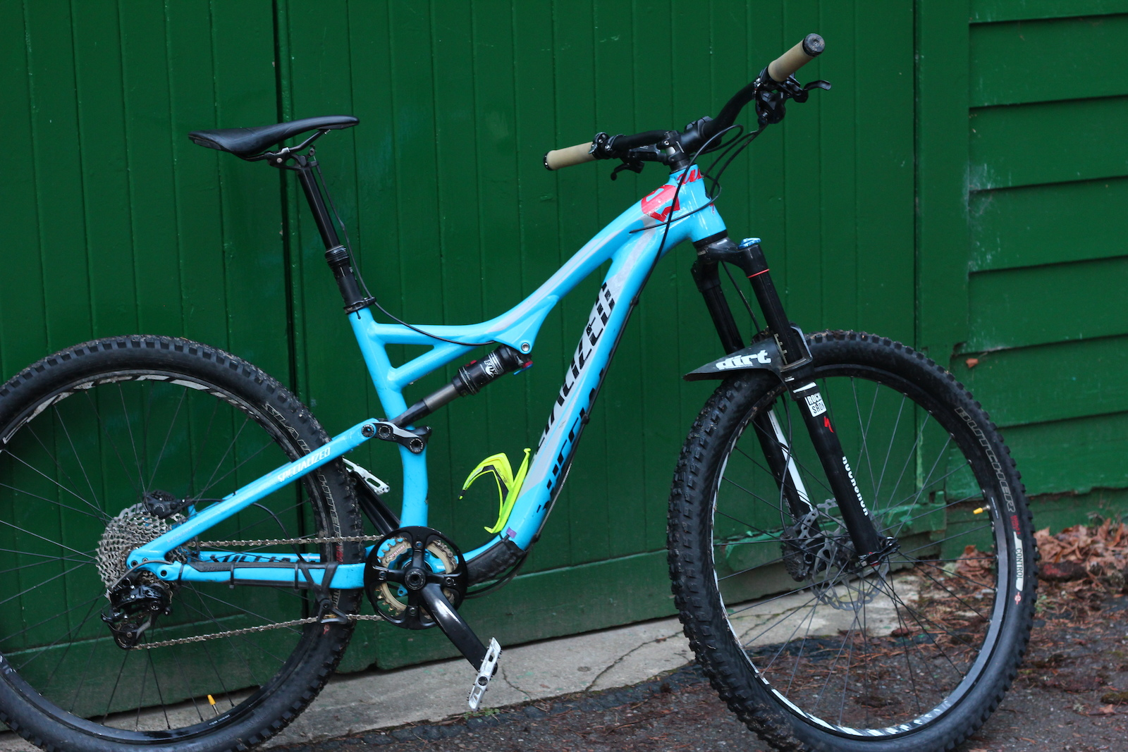 2015 Specialized Stumpjumper EVO 650B - Medium