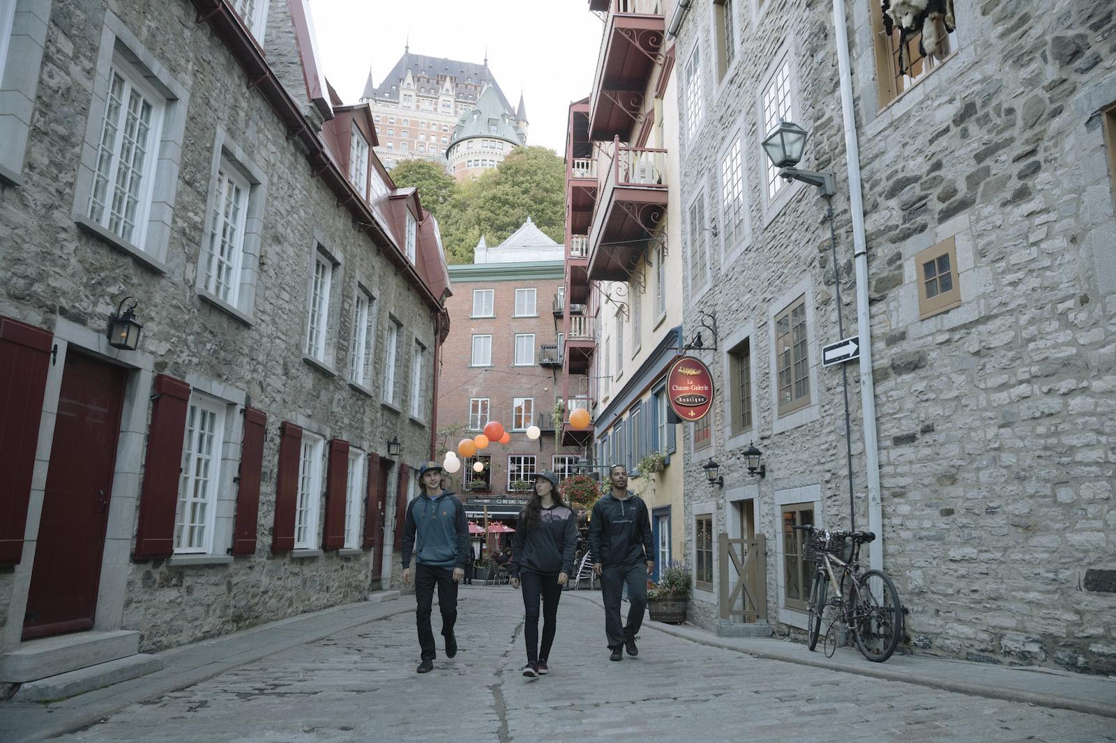 MEC mtb in Quebec Canada